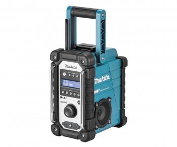 Makita bouwradio DMR110 DAB/DAB+