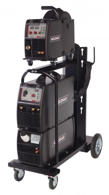 Weldkar WK MIG 5040 F Synergic een krachtpatser is voor zwaar industrieel en seriematig productiewerk!