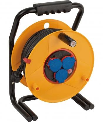 Brennenstuhl 1318940 Brobusta IP44 kabelhaspel - H07RN-F 3G2,5 - 40m