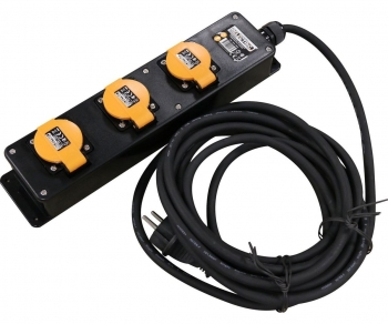 Relectric PRO stekkerdoos 5m IP44