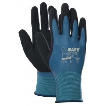Werkhandschoen M-Safe Double Latex 50-400