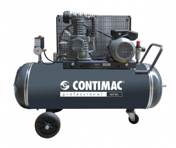 Contimac Riem aangedreven Compressor CM 405/10/100 W (1-230V) Low Speed