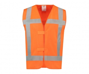 Tricorp 453015 Veiligheidsvest RWS Fluor Oranje