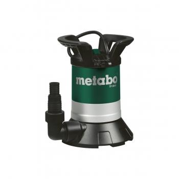 Metabo schoonwaterdompelpomp tp 6600 0250660000