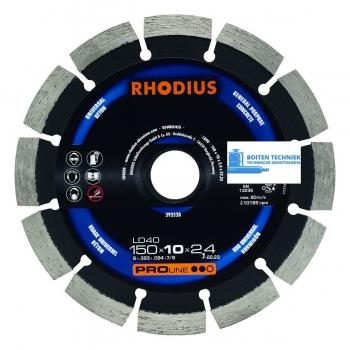 Diamantzaagblad Rhodius LD40
