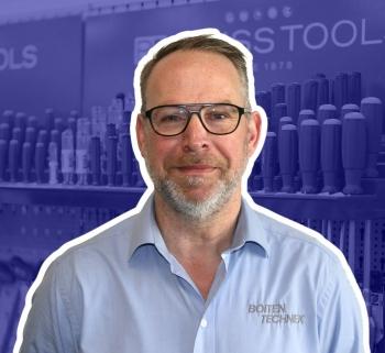Herman Meijer Commercieel Medewerker Verkoop Inkoop Binnendienst bij Boiten Techniek