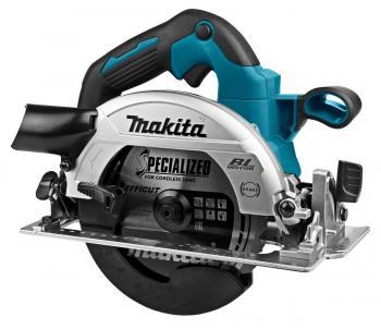 Nieuw DHS660 cirkelzaag van Makita met energiezuinige motor!