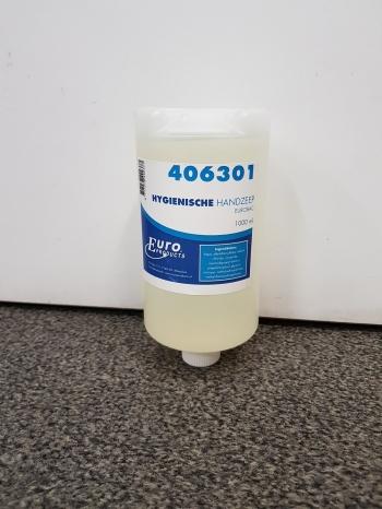 Euro products hygienische handzeep 1000ml ZEEP