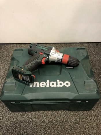 Metabo tapmachine gebruikte machine TYPE GB 18 LTX BL Q I